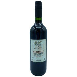 Imagen de una Botella de Vermut